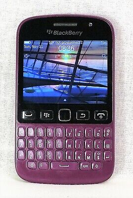 Blackberry Model 9720 3G tested & Working excellent condition purple Phone Models Blackberry