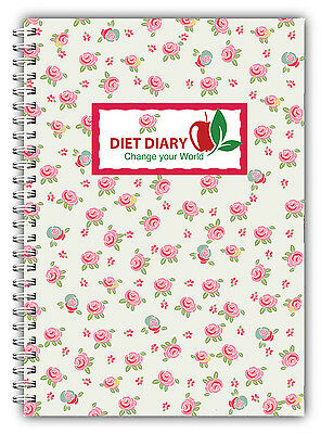 A safe Diet Diary to Help Lose Weight.