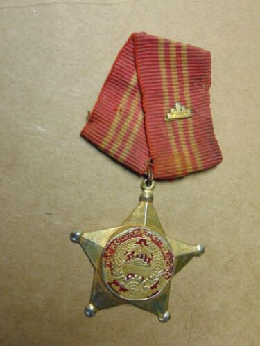 Vietnam War Cambodia Medal