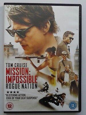 Mission: Impossible - Rogue Nation DVD (2015) Tom Cruise  segunda mano  Embacar hacia Argentina