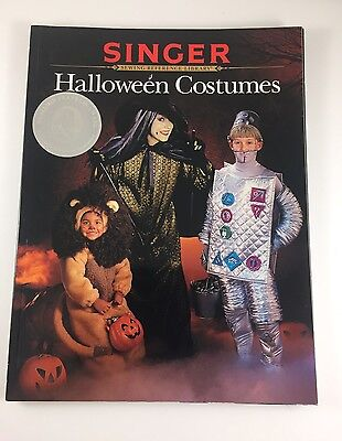 Sew Your Own Halloween Costumes From Singer - Sew Your Own Halloween Costume