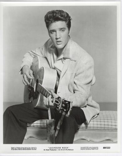 """Elvis Presley """"JailHouse Rock"""" #2"""