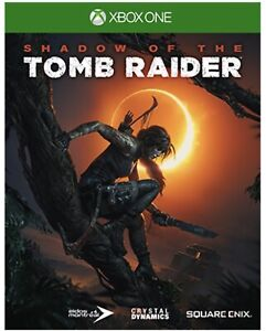 Shadow of Tomb Raider - for XBOX One