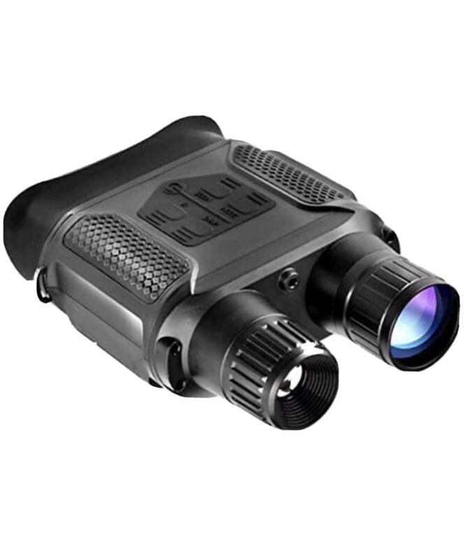 Digital Night Vision Binoculars For Complete Darkness - Military Grade Infrared