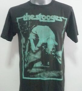 ROCK  MUSIC  T- SHIRT BLACK  SIZE S / M / L #001