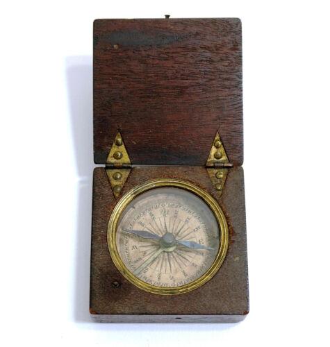 Antique Georgian Compass ca. 1820