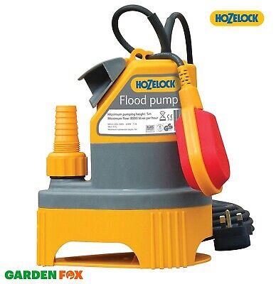 new -  HOZELOCK - Flood PUMP - 7825 - 5010646048941 . .