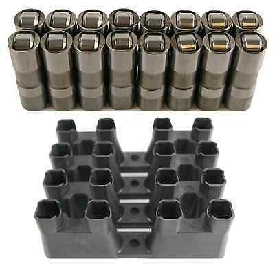 GM LS7 LS2 16 GM Performance Hydraulic Roller Lifters & 4 Guides 12499225 HL124
