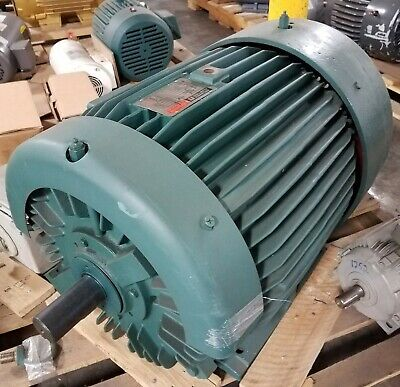 New Reliance 75 Hp 3 Phase Motor P36g4901 Bb 365ts Frame 230460 Volt