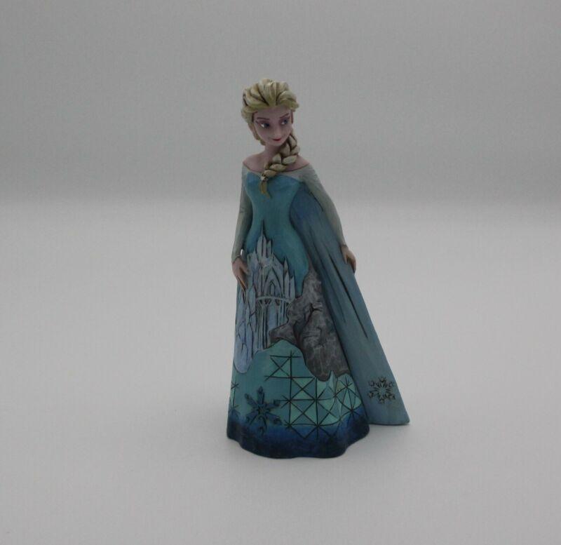 Jim Shore Disney Elsa Figurine