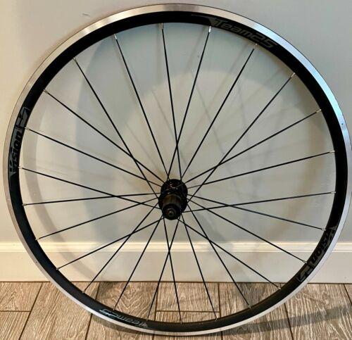 Vision Team 25 Rear Road Wheel QR 17mm IRW 1114g Shimano Driver