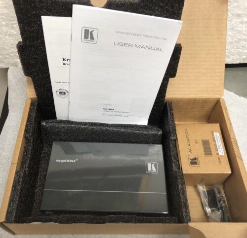 KRAMER VP-424 HDMI to HDMI ProScale Digital Scaler NEW