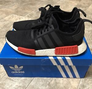 "Adidas NMD size 10 ""Bred"""