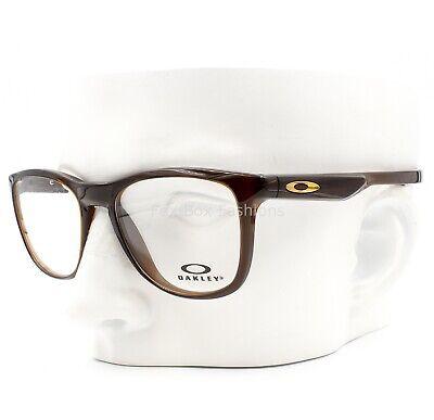 Oakley OX 8130-0452 Trillbe X Men's Eyeglasses Glasses Rootbeer Brown 52-18-141