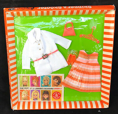 Vintage Barbie Skipper 1968 Fashion Trim Twosome  MIB  PRISTINE!!