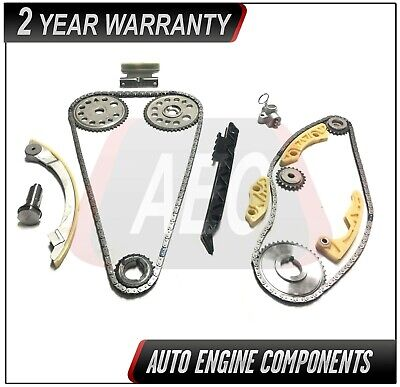 Timing Chain Kit Fits Chevrolet Cobalt Sunfire Cavalier Malibu 2.0L 2.2L 2.4L