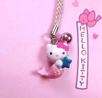 Sanrio Hello Kitty Little Mermaid Charm 2010 NEW