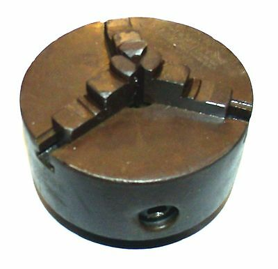 5 3 Jaw Lathe Chuck With Tapered Back