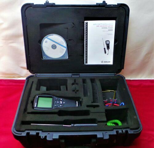Airflow Instruments TA465-P Multi-Function Ventilation