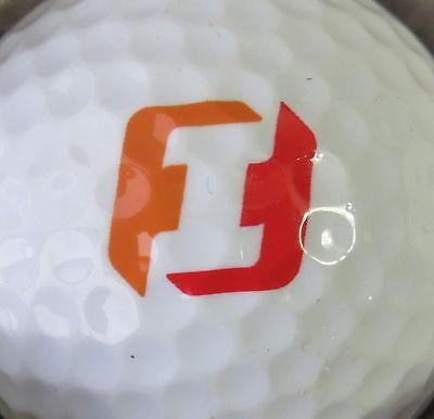 1  Ipass Highway Transportation Toll Logo Golf Ball