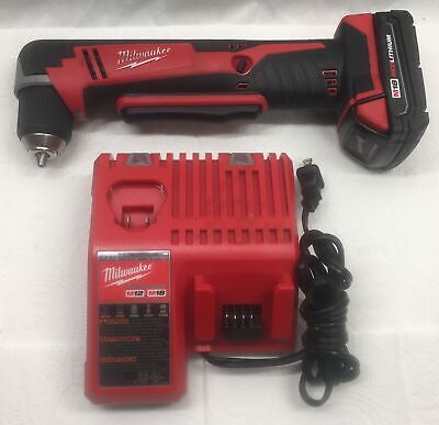 Milwaukee 2615-20 18-volt Lithium-ion 38 Drive Right Angle Drill