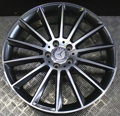 1x Mercedes E Klasse W213 AMG Alufelge 8Jx20 ET43 A2134012200 Grau