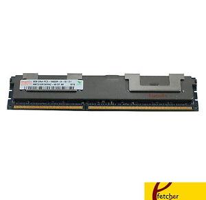 8GB MEMORY FOR DELL POWEREDGE C1100 C2100 C6100 M610 M710 R410 R510