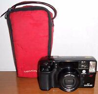 Minolta Af Zoom 65 Macchina Fotografica Retro Vintage Obiettivo Lens 38 - 65 Mm -  - ebay.it