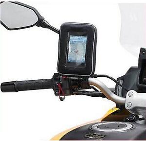 Porta navigatore universale moto su manubrio givi s950 ebay - Porta navigatore givi ...