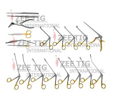 High Quality Fess Instruments Complete Setgerman Stainless Steel