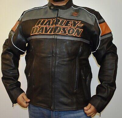 Men's Arterial Leather Jacket