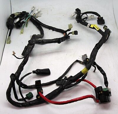 2007 Yamaha RS Vector Electrical Wiring Harness Loom FREE SHIPPING