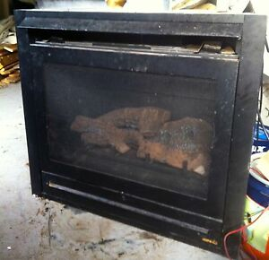 Heat-N-Glo gas Fireplace Heat N Glo runs on Cylinder Gas Blue Bay Wyong Area Preview