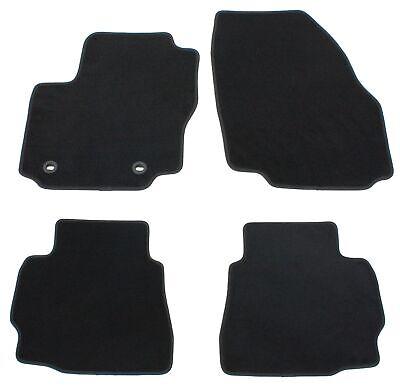 Gummi Kofferraumwanne Fußmatten Ford Mondeo MK3 Turnier 00 Set Passform Matten