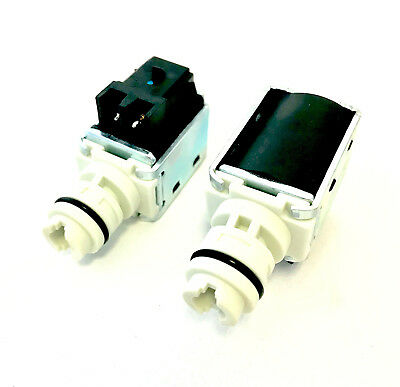 4T40E 4T45E Transmission Shift Solenoid Set 1995 And Up 1 2 3 4 For GM Pieces