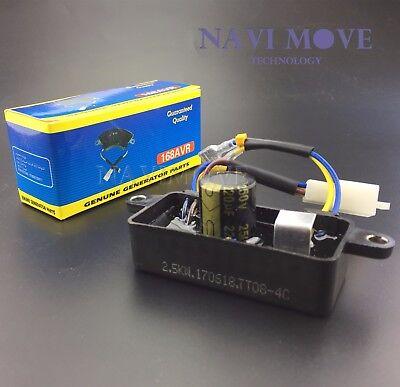 Automatic Voltage Regulator 2kw To 4kw Avr Rectifier Petrol Generator Charging