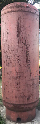 400 Gallon Air Receiver Receiving Tank Used In Good Condition