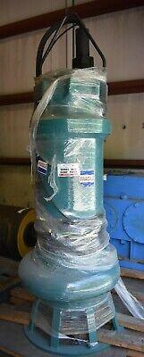 Townley 6 Msp Series Submersible Slurry Pump