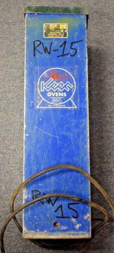 HENKEL K-15 Welding Rod Oven  (D)