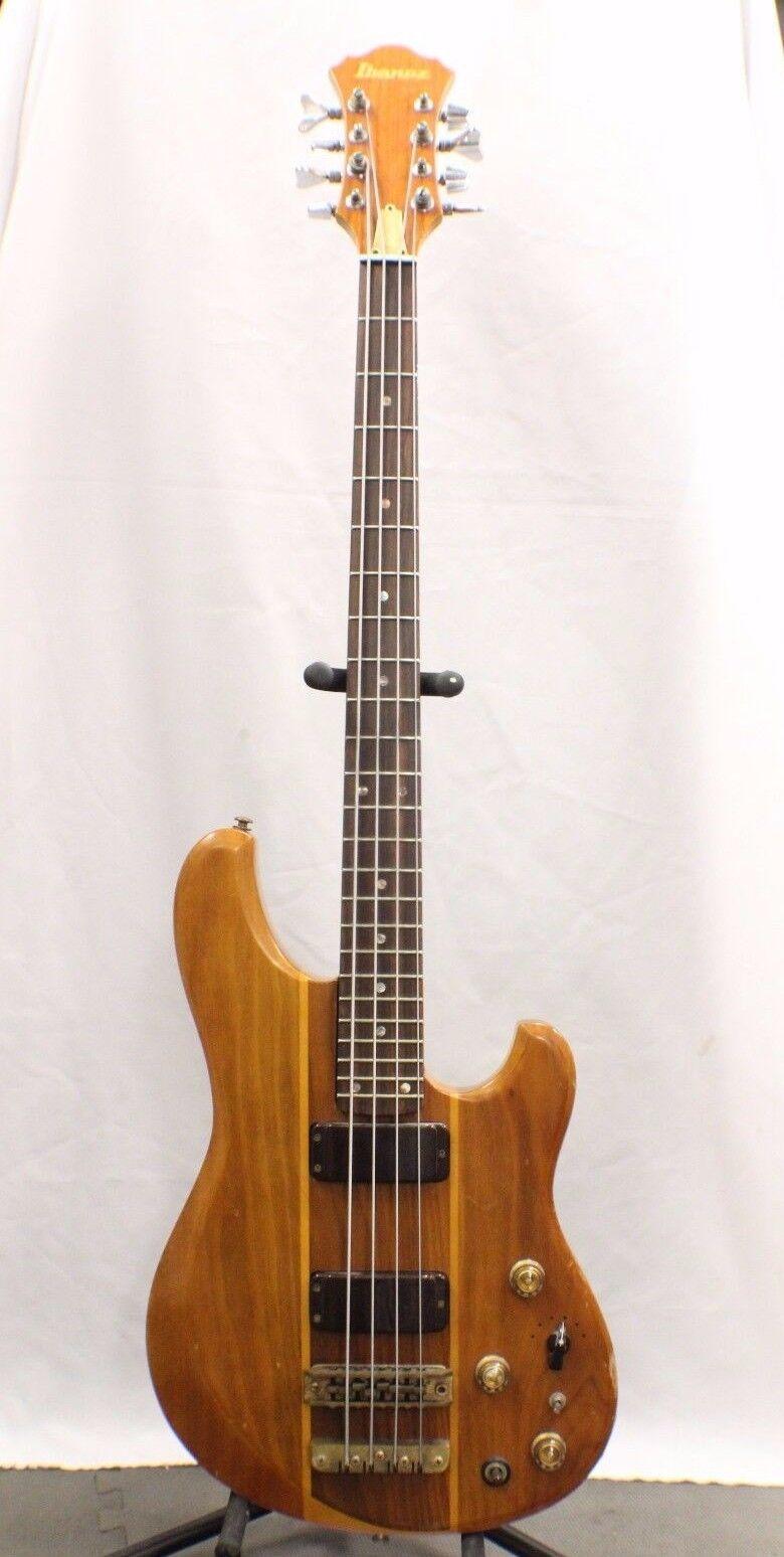 ibanez st 980 studio 8 string bass guitar vintage ebay. Black Bedroom Furniture Sets. Home Design Ideas