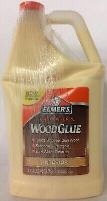 Elmers Carpenter Wood Glue 1 Gal Dries Beige