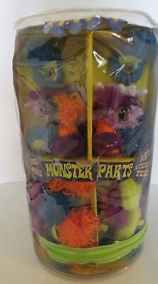 MELISSA & DOUG~MAKE YOUR OWN MONSTER PUPPET~30 Pcs. to CREATE 100s of CREATURES (Make Your Own Puppet)