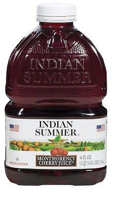 Indian Summer Tart Montmorency Cherry Juice - 8 pk. - 46 oz. Montmorency Tart Cherries