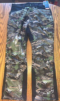NWT Men's Under Armour Stealth Fleece Camo Hunting Pants Size: 32 x 32 Stealth Camo Pant