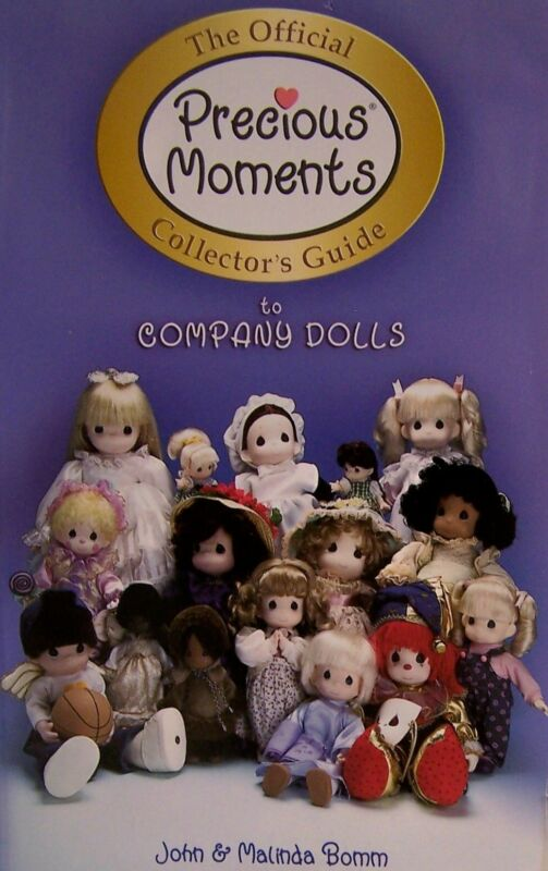 OFFICIAL PRECIOUS MOMENTS COLLECTOR'S GUIDE New with remainder mark