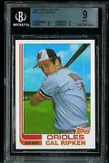 1982 Topps Traded Cal Ripken Jr