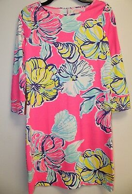 NWOT Lilly Pulitzer Marlowe Dress Kir Royal Pink Sweet Small (Small Pink Sweets)