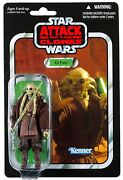 Star Wars Vintage Collection Kit Fisto