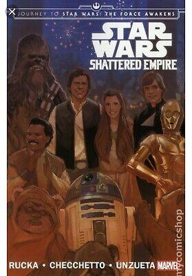 Star Wars Shattered Empire Graphic Novel TPB