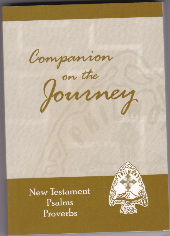 PHILMONT SCOUT RANCH * NEW TESTAMENT CATHOLIC BIBLE